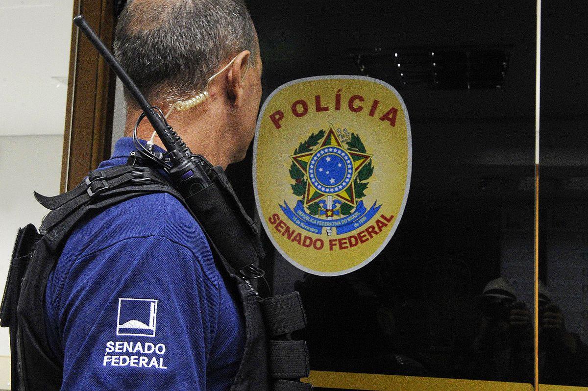 Resultado de imagem para Policial Legislativo do Senado Federal