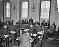 Polen. Regeringsverklaring in de Tweede Kamer . De regeringstafel van links naar, Bestanddeelnr 908-0929.jpg
