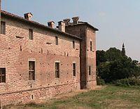 Polesine Parmense - Antica Corte Pallavicina - Castello 05.JPG