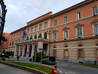 How to get to Policlinico Umberto I with public transit - About the place