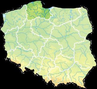 Pomeranian Voivodeship province in northwestern Poland