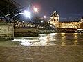 Pont des Arts, Paris February 2004.jpg
