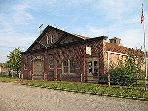 National Register of Historic Places listings in Missouri - Pony Express Stables, in Buchanan County