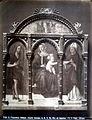 Poppi, Pietro (1833-1914) - n. 7624 - R. Pinacoteca Bologna (Scuola toscana) La Beata Vergine e i Ss. Giovanni ed Agostino.jpg