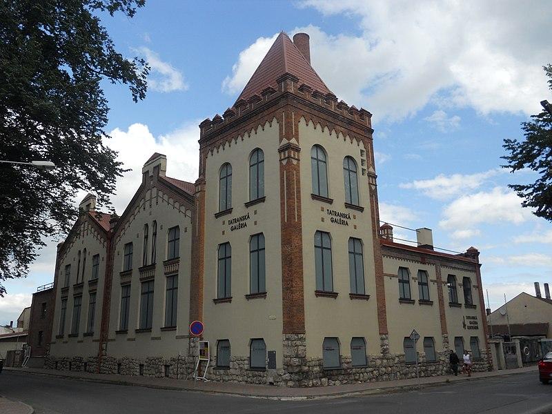 File:Poprad Tatranskagaleria.jpg
