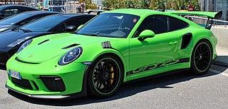 Porsche 911 GT3 Porsche Sports car