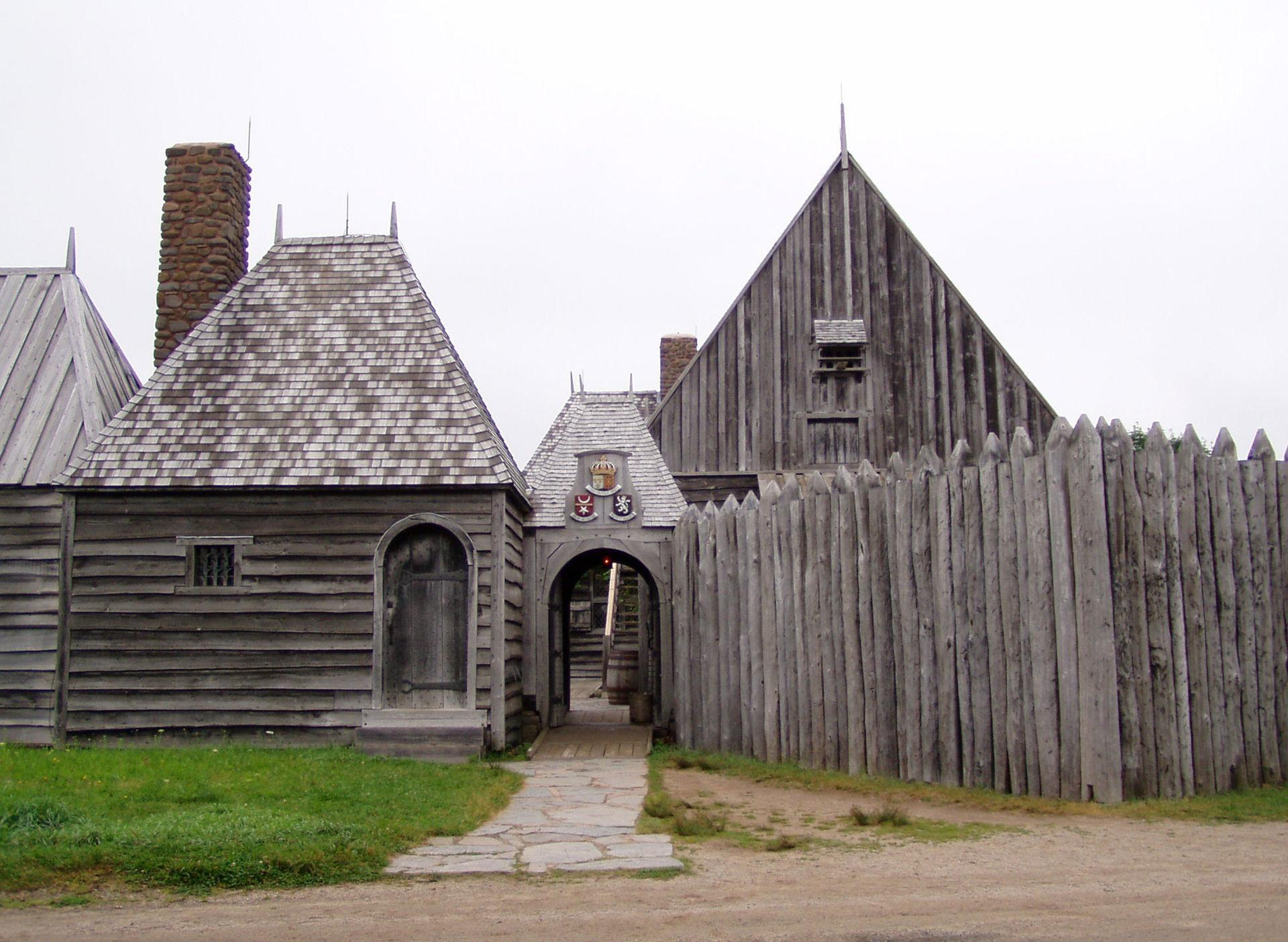 port royal national historic site wikipedia. Black Bedroom Furniture Sets. Home Design Ideas