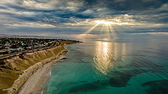 Port Willunga, South Australia - Port Willunga beach