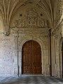 Portada de San Jacinto de Polonia, Convento de San Esteban (Salamanca).jpg