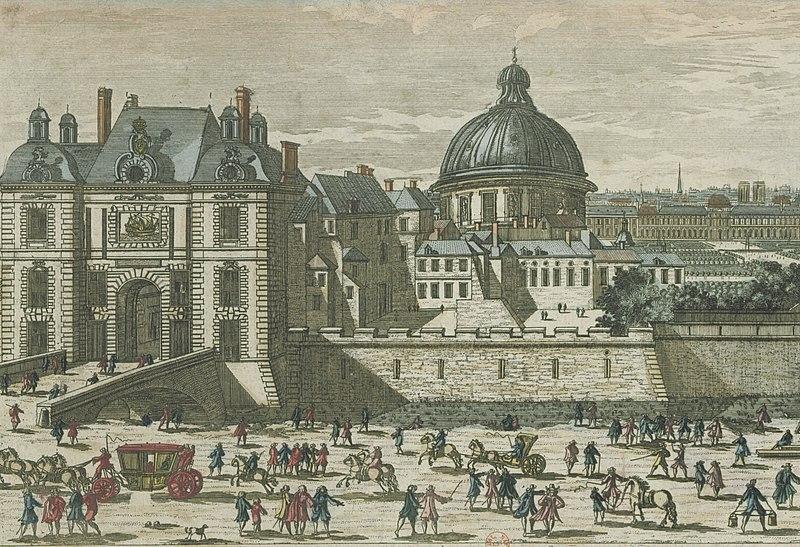 Fichier:Porte Saint-Honoré 17e.jpg