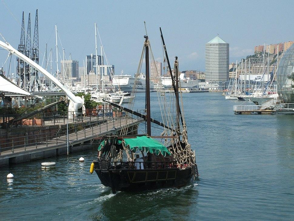 Porto Genova 0191