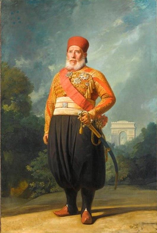Portrait d'Ibrahim Pacha 2