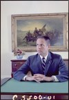 Portrait of H.R. Haldeman, assistant to the President - NARA - 194345.tif
