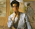 Portrait of Kate Freeman Clark by William Merritt Chase 1902.jpg
