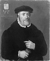 Pieter Gerritsz. Bicker (1497-1567)
