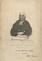 Thomas Charles, G.C