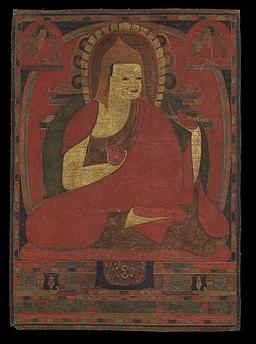 Portrait of the Indian Monk Atisha MET DP-15583-019