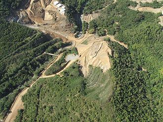 Portugués Dam - Portugues Dam foundation
