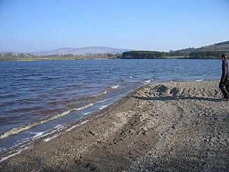 Poulaphouca Reservoir - Image: Poulahphuca 5547