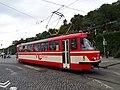 Průvod tramvají 2015, 32 - cvičná tramvaj 5525.jpg