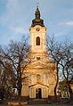 Pravoslavna crkva u Kikindi 2014..JPG