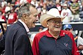 President George Bush with Bum Philips.jpg