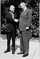 President Lyndon Johnson and Congressman Don H. Magnuson.jpg