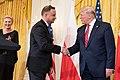 President Trump's Remarks at a Polish-American Reception (48052675381).jpg