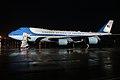 President Trump arrives at Dobbins 180108-F-CA297-0041.jpg