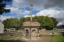 Picture of the Preston Cross in Prestonpans