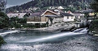 Municipality of Prevalje Municipality of Slovenia