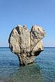 Preveli Beach Rock 02.JPG
