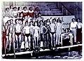 Prima competizione al mondo di nuoto pinnato, 1959.jpg