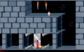 Prince of Persia 1 - MS-DOS - Gameplay - Game over (3).png