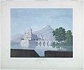 Print, Stage Design- Ringstadten Castle, for the Last Scene of Undine, 1816 (CH 18443395).jpg