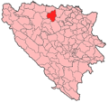 Prnjavor Municipality Location.png