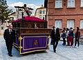 Procesión del Santísimo Cristo de la Paz en Jueves Santo, Calatayud, España, 2018-03-28, DD 10.jpg
