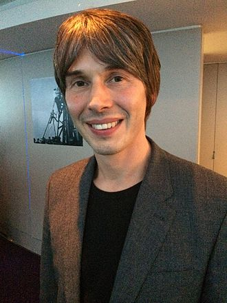 Brian Cox (physicist) - Brian Cox in October 2013
