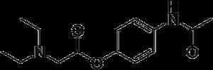 Propacetamol - Image: Propacetamol 2d skeletal
