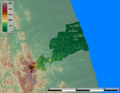 Province of Fermo SRTM.png