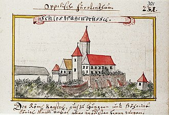 Prudnik - Prudnik Castle