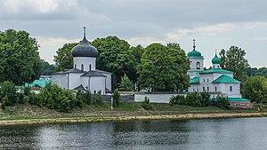 Pskov asv07-2018 various56 Mirozhsky Monastery.jpg