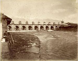 Puente de Calicanto, Santiago de Chile