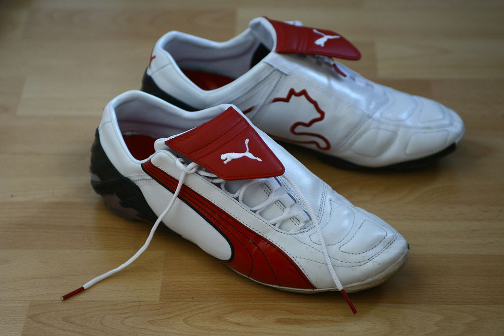 puma modell normal schuhe