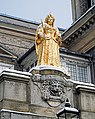 Queen Anne's Statue In Kingston-upon-Thames Market Place - London.jpg