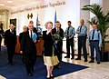 Queen Beatrix of the Netherlands visits the ICTY.jpg