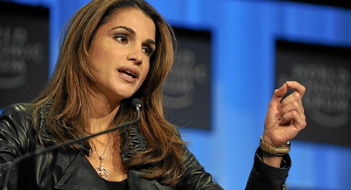 Rania Von Jordanien Wikipedia