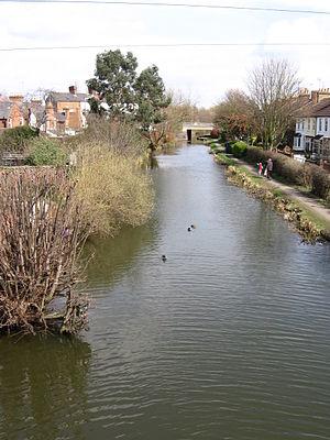 Queens Park, Aylesbury - Image: Queens Park Aylesbury