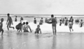 Queensland State Archives 1129 Beach scene Maroochydore January 1931.png