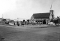 Queensland State Archives 129 Christ Church Anglican Church Buss Park and tennis courts Bourbong Street Bundaberg October 1931.png